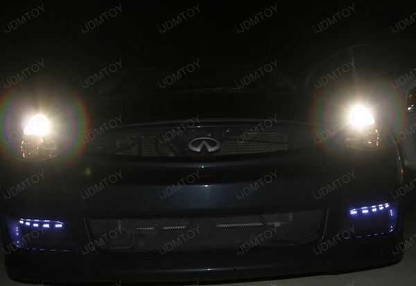 Infiniti - G35 - LED - Strip1